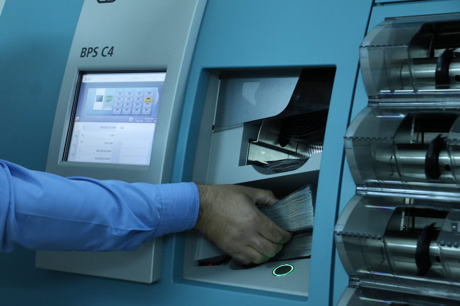 Almoayyed Cash Processing Centre