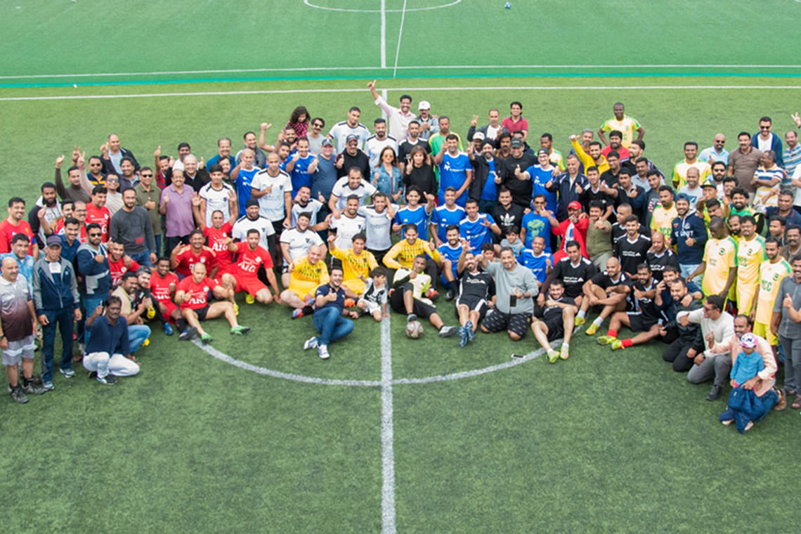 Almoayyed Inter-company Football Tournament