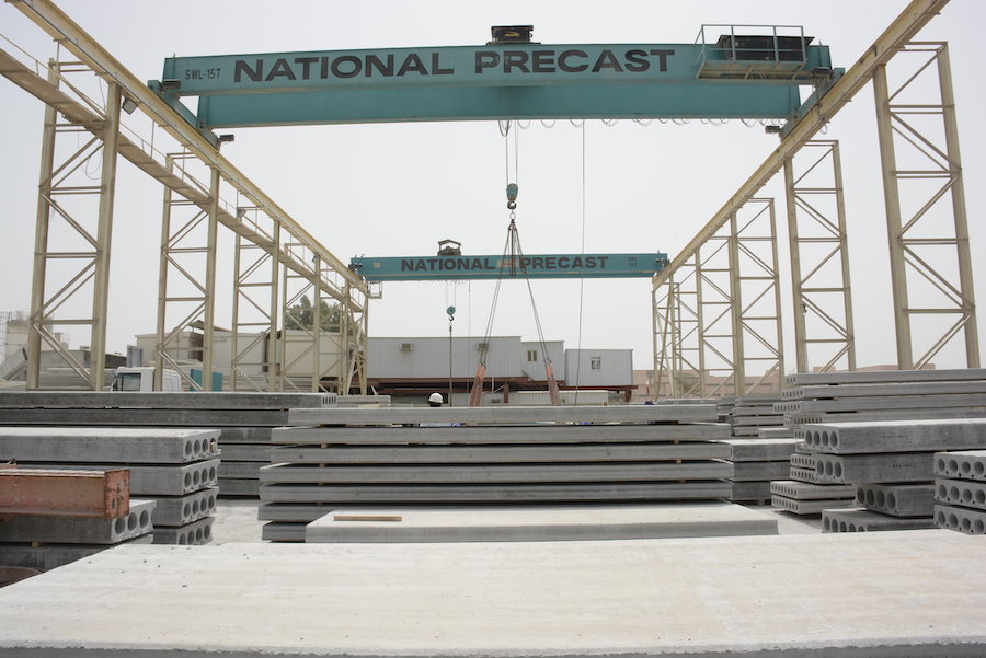 The National Concrete Company